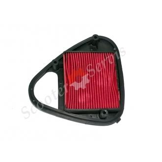 Фильтр воздушный, элемент,  для мотоцикла Honda Iron Horse 400 кубов, 600 кубов, Steed 400 / 600, VLX400