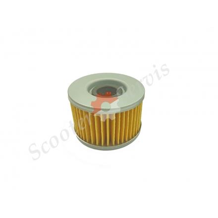 Масляний фільтр модель HF111, діаметр 69мм, висота 45мм, Honda CB/CBR250, VT/VTR250, CB/CBR400, CBX400, 15412-413