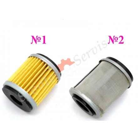 Масляний фільтр для мототехніки Ямаха, Yamaha XT125, YFM225, YFM230, YTM225, TTR230