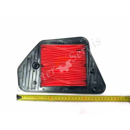 Воздушный фильтр ( бумажный элемент ) Honda Spacy 250, Honda Элит 250, Elite 250, Фривей 250, Honda Freeway 250