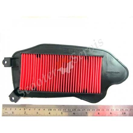 Воздушный фильтр ( бумажный элемент ) Honda Spacy110, SCR 110, Honda Priority Club WH110T-2, инжектор.