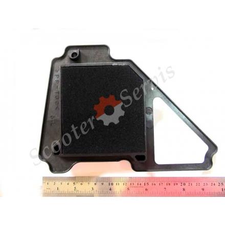 Воздушный фильтр ( бумажный элемент ) Ямаха, Yamaha YBR125