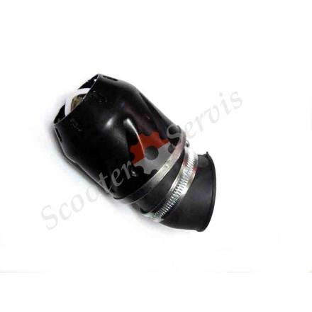 Воздушный фильтр нулевого сопротивления ( нулевик )  на диаметр 47мм