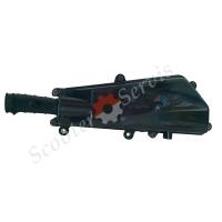 Воздушный фильтр в сборе GY6-50 4т 139QMB - 12 дюйм колесо (класс А)