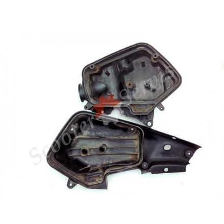 Воздушный фильтр в сборе Хонда Дио AF34, AF35, Honda Dio, японский оригинал