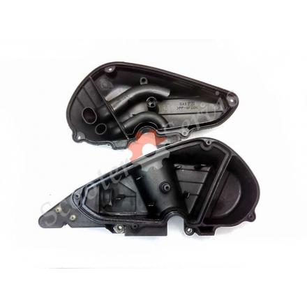 Воздушный фильтр в сборе Suzuki Lets 2, Сузуки Лец 2 бабочка
