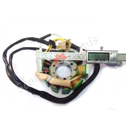 Генератор мотоцикла Honda Rebel, CMX250, CA250, 31120-KEN-671