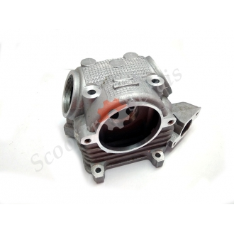 Головка клапанов двигателя Ямаха Цигнус 125 кубов, ZY125T, 5VL, 4KL, 4CW, XC125T, 4KP, 4KY YAMAHA Cygnus 125 D