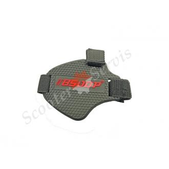 Захисна накладка взуття мотоцикліста при перемикання передач, під будь-який вид взуття, виробник BSDDP