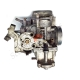 Части карбюратора TK 4 uc,  двигатель YP250 ...