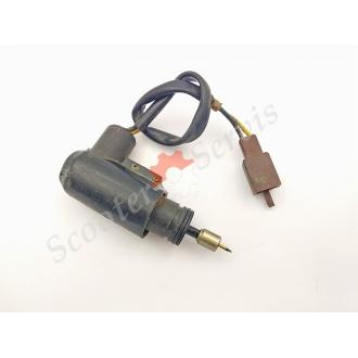 Электро клапан карбюратора Сузуки Векстар, Suzuki Vecstar, AN 125, AN 150