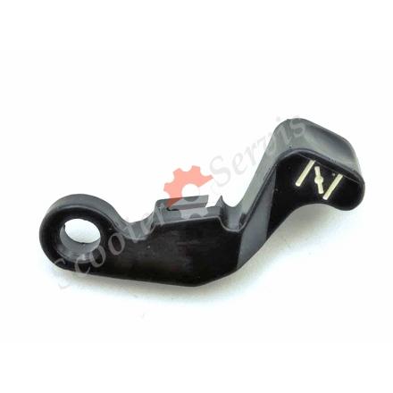 Важіль, ручка ручного  подсоса карбюратора, обогатитель скутера, мотоцикла