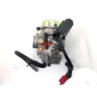 Карбюратор 250-300 куб на макси скутера Ямаха Маджести, YP-250 Yamaha Majesty 250,SUZUKI Burgman 250 ( AN250), Bravo, Speed Gear, X-Max,  мотоциклы.