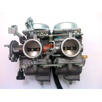 Карбюратор Keihin CVK 250-300cc сдвоенный HONDA Re...