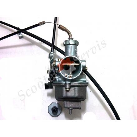 Карбюратор, набор для переделки двигателя GY6 125/180cc
