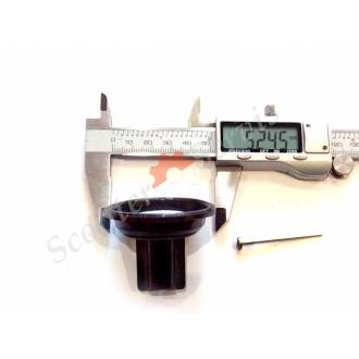 Мембрана карбюратора в сборе с фигурной заслонкой для карбюратора скутера GY6 50-80 кубов двигатель