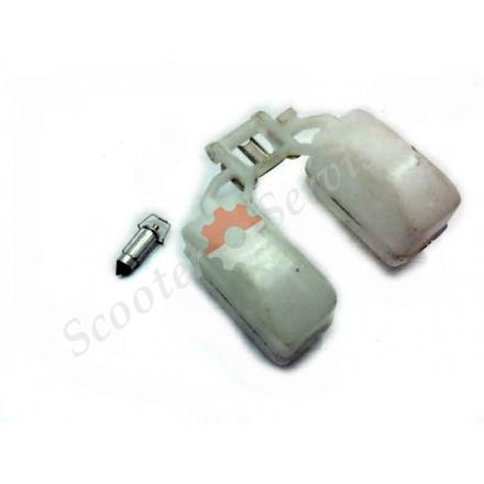 Поплавок палива з голкою карбюратора Kehin CVK26 Honda Spasy CH125 / CH150, Хонда Спейсі