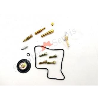 Ремонтный комплект карбюратора Keihin, VLX400, Honda Steed 400, Хонда Стид 400 кубов, VLX600, Honda Steed 600 кубов
