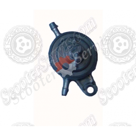 Вакуумный клапан топлива, крепление на раму