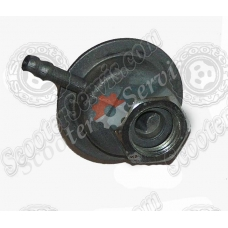 Вакуумный клапан топлива в топливный бак на скутера 2T, 4Т, 50-150сс