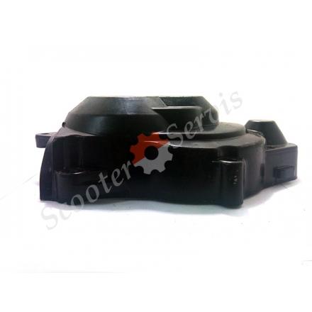 Крышка вариатора, заводной ножки Honda Dio AF27, AF28