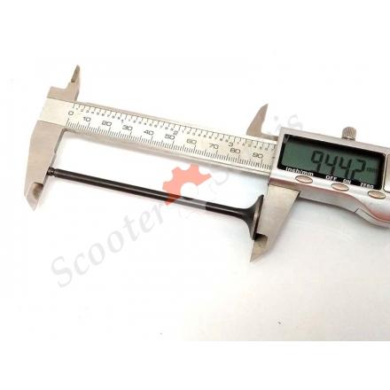 Клапана для мотоцикла, довжина 94,4 мм, діамітер штока 4 мм