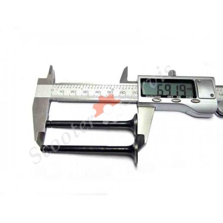 Клапана для мототехники, длина 69 мм