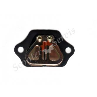 Лепестковый клапан двигателя AF-17 Honda Pal, DJ...