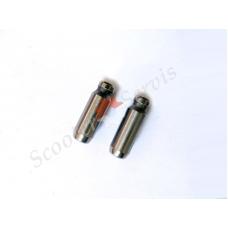 Втулки направляющие клапанов головки двигателя Хонда Спейси, Honda Spacy CH-125/150cc