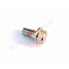 Болт хромированный, резьба 8 мм ( М8) под шестигранный накидной ключ