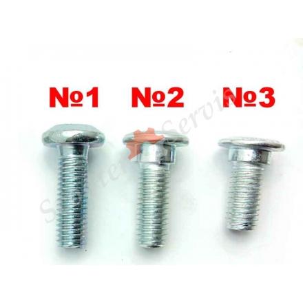 Болт кріплення гальмівних дисків М8, шестигранний ключ