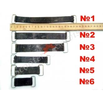 Ремінь кріплення акумулятора, ключів (гумовий)