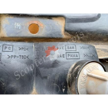 Ліхтар задній, стоп-габарит в зборі Сузукі Векстар, Suzuki Vecstar AN125, AN150, оригінал Б / У