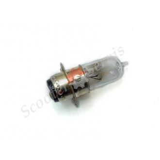 Лампа 48V-18 / 18W ближнє-дальнє світло, цоколь один вус, Б / У для електро скутера, квадроцикла
