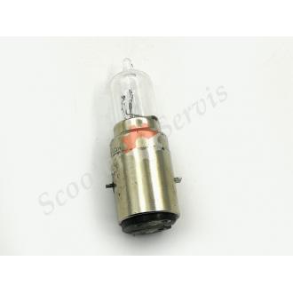 Лампа ближнє-дальнє світло цоколь 2 вуса, 12V-25W / 25W, цоколь BA20D