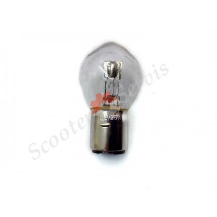 Лампа головного света, два уса 12V 25/25W, цоколь BA20D