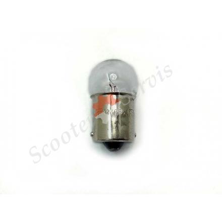 Лампа цокольная, 12V 5W, габарит, поворот, одно контактная