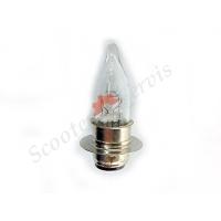 Лампа головного света ближний-дальний 12V 18W/18W, на скутер Хонда Леад, Honda Lead AF-20, HF-05