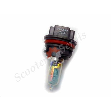 Лампа головного світла ближнє-дальнє 12V 40 / 40W Honda Dio af-34/35