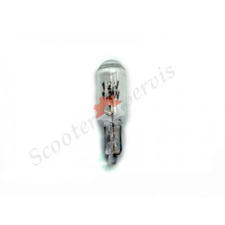Лампа подсветки безцокольная 12V1.2W тонкая