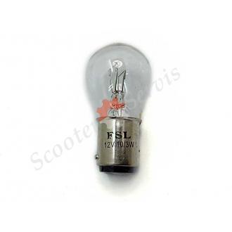 Лампа стоп-габарит, 12V 10/3w, японский оригинал