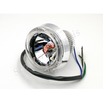 Лампа XYL Led світлодіодна головного світла, ближнє-дальнє, габарит 12V діаметр 85мм