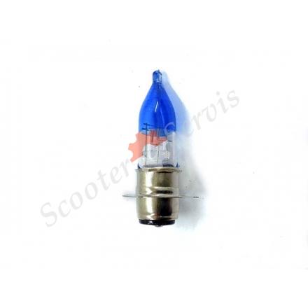 Лампа, ярко голубое свечение, 12V 35/35W, три уса , ближний, дальний свет