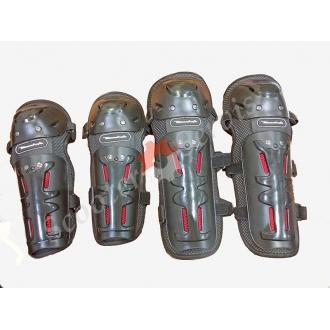 Комплект захисту Masakafa (коліна, лікті)