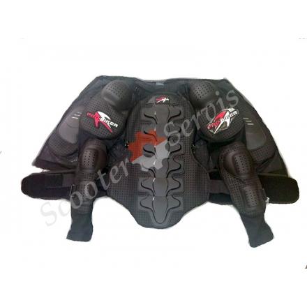 """Мотозащита PROBIKER """"черепаха"""" сетка"""
