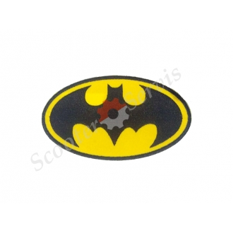 "Термонаклейка ""Batman"", тканевая нашивка, нак..."