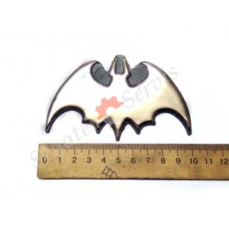 """Наклейка """"Batman"""" хромований пластик"""