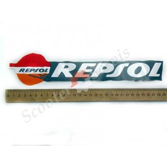 """Наклейка """"Repsol"""" 30 см"""
