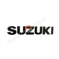 Наклейка Сузуки, карбон