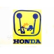 """Наклейка светоотражающая """"Honda group"""""""